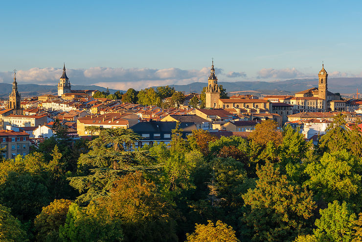 Vitoria-Gasteiz : la capitale du Pays basque espagnol