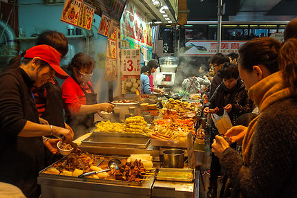 Street-food Hong Kong