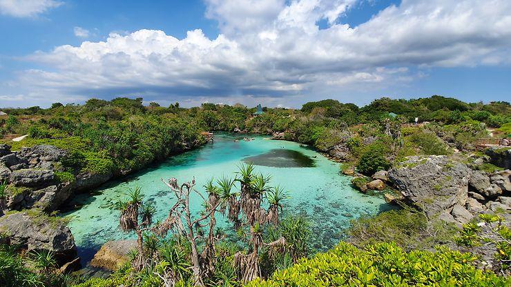 Weekuri Lake – Sumba, Indonésie