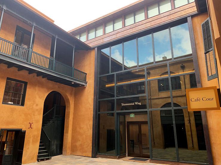 Louisiane - La Nouvelle-Orléans : le musée Historic New Orleans Collection s'agrandit