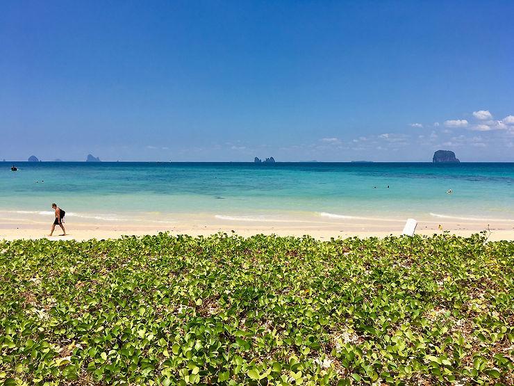 Au sud, la mer d'Andaman retrouvée…