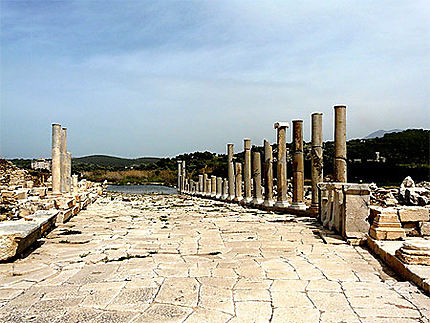 Site archéologique de Patara