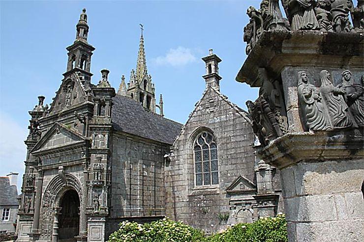 Le centre du Finistère, terre de légendes