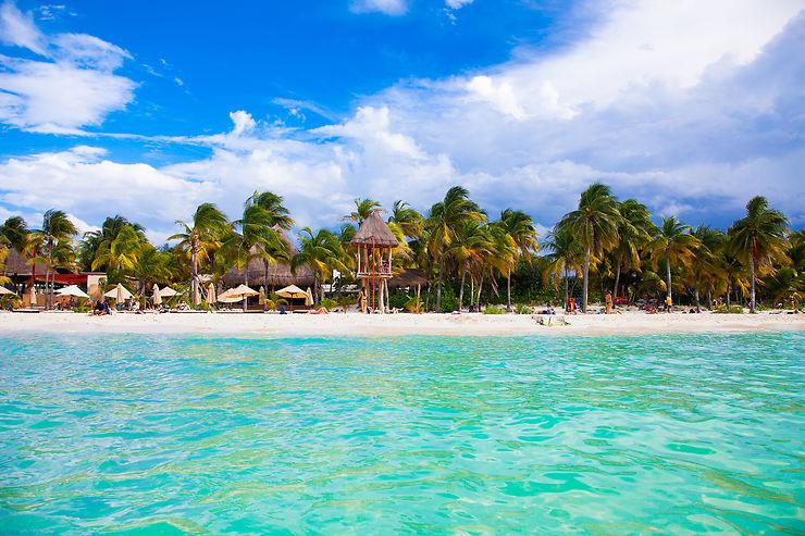 Lagons de rêve : Isla Holbox - Mexique