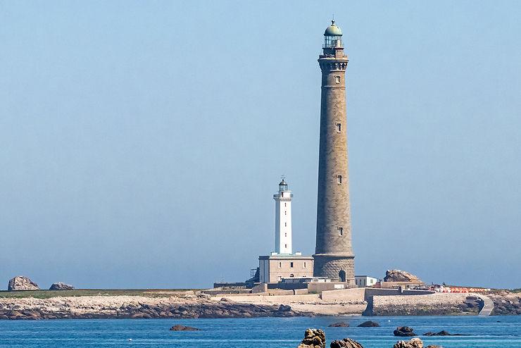 Finistère - Dormir dans la maison des gardiens des phares de l'île Vierge