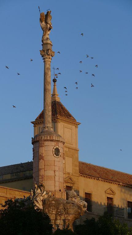 Monument du Saint Patron de Cordoue