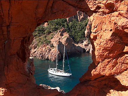 Baie de Girolata, vision d'un paradis