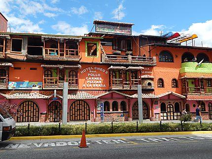 Hôtel sur la Place Las Heroinas