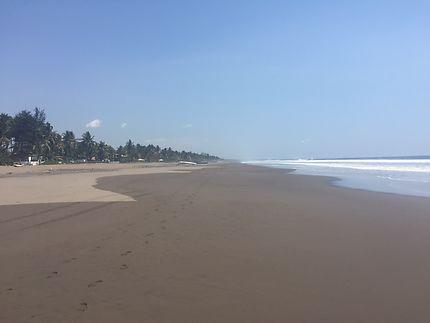 Playa El Limon, Salvador