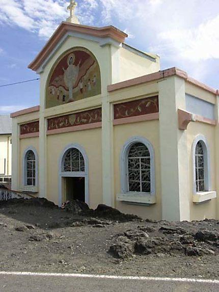 Église de Sainte Rose