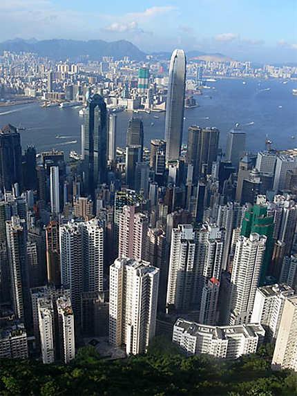 Tours de Hong Kong et de Kowloon