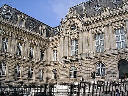 Le Palais Fervaques à Saint-Quentin
