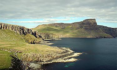 Île de Skye (Hébrides intérieures)