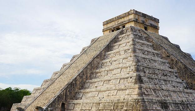 Les grands sites et temples mayas