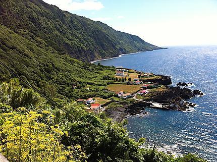 Faja typique de l'île