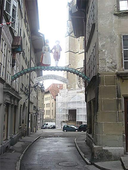 Rue des Epouses Fidèles - Fribourg