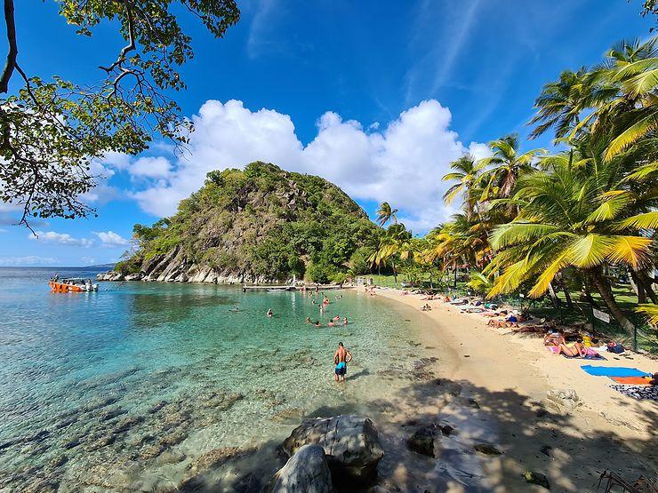 Plage du Pain de Sucre, Guadeloupe