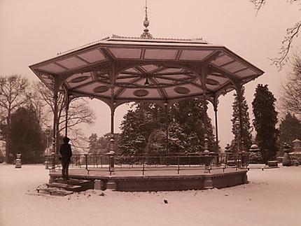Rennes sous la neige