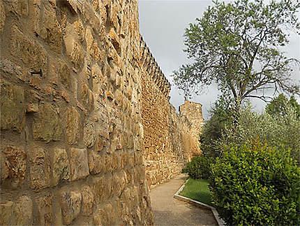 Remparts de San Quirico d'Orcia