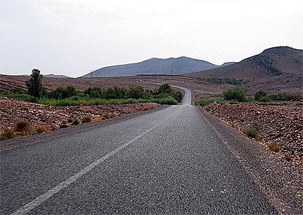 Route de Ouarzazate