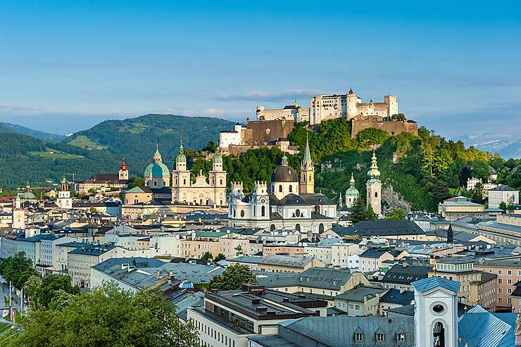 Autriche : Salzbourg, l'impératrice des festivals