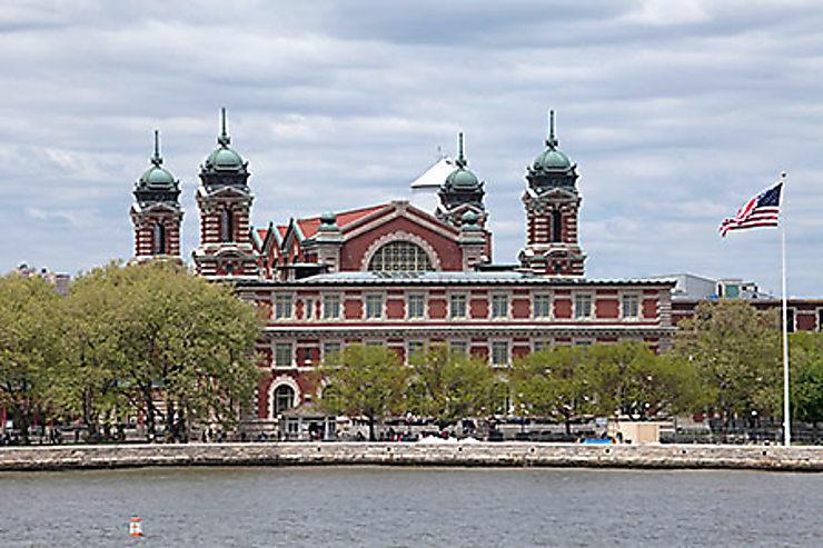 New York - Ellis Island rouvre ses portes avec des nouveautés