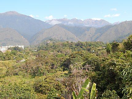 Montagnes de Mérida