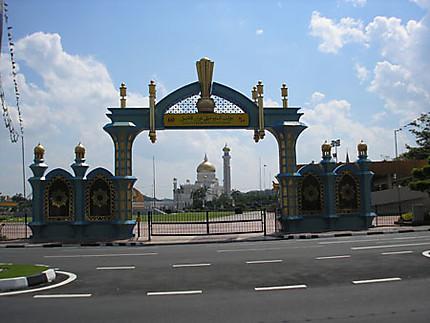 La Grande Mosquée de Bandar