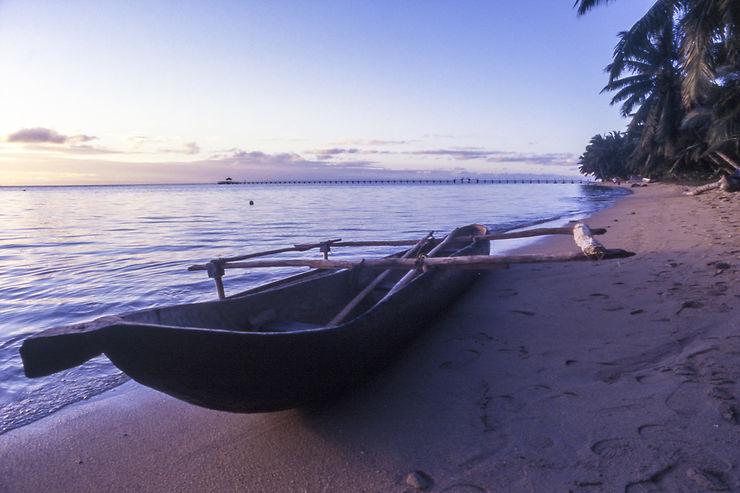 Plages de l'île Sainte-Marie – Madagascar