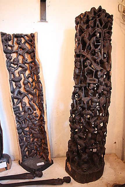 Artisanat Makondé