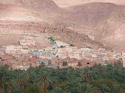 Ksar vallée du Draa