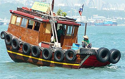 Embarcation de pêche