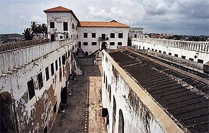 Le fort d'Elmina