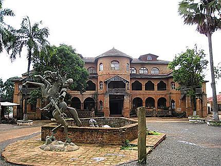 Palais du Sultan - Foumban