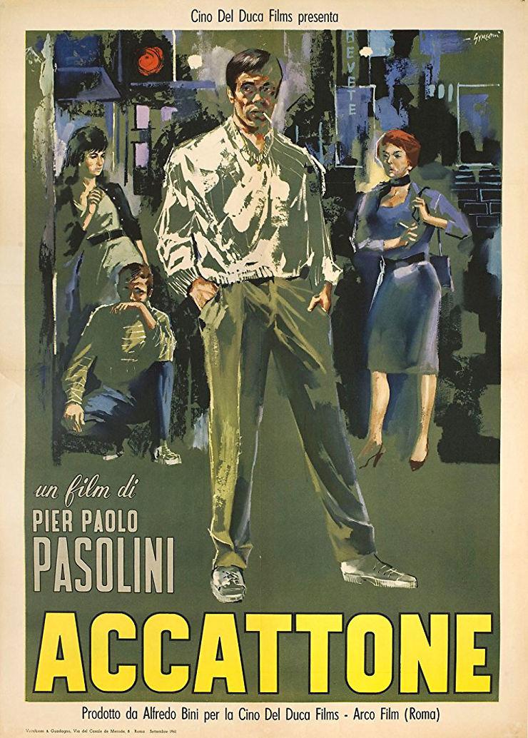 La Rome de Pasolini