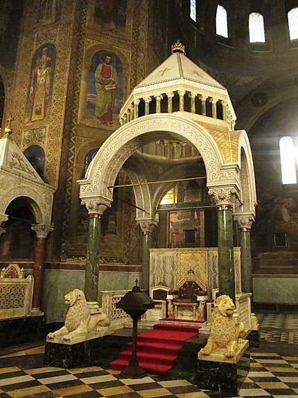 Cathédrale orthodoxe Alexandre Nevski de Sofia