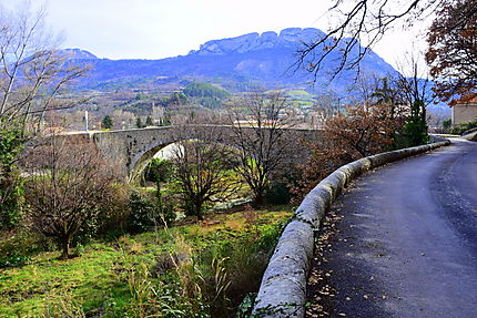 Le pont romain de Buis-les-Baronnies