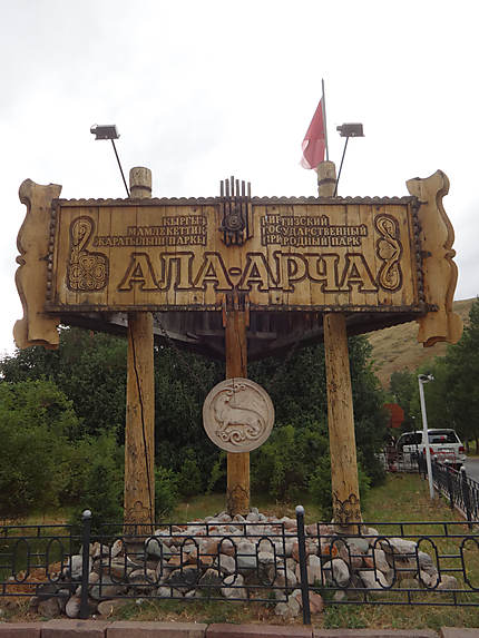 Welcome to Ala-Archa!