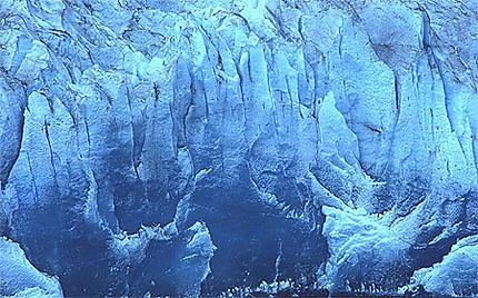 Juneau glacier Mendenhall