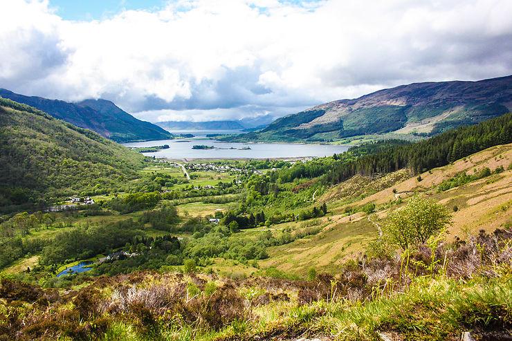 Le meilleur de l'Écosse
