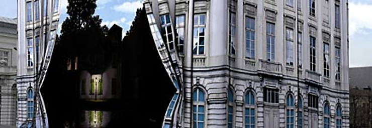 Ouverture du musée Magritte à Bruxelles
