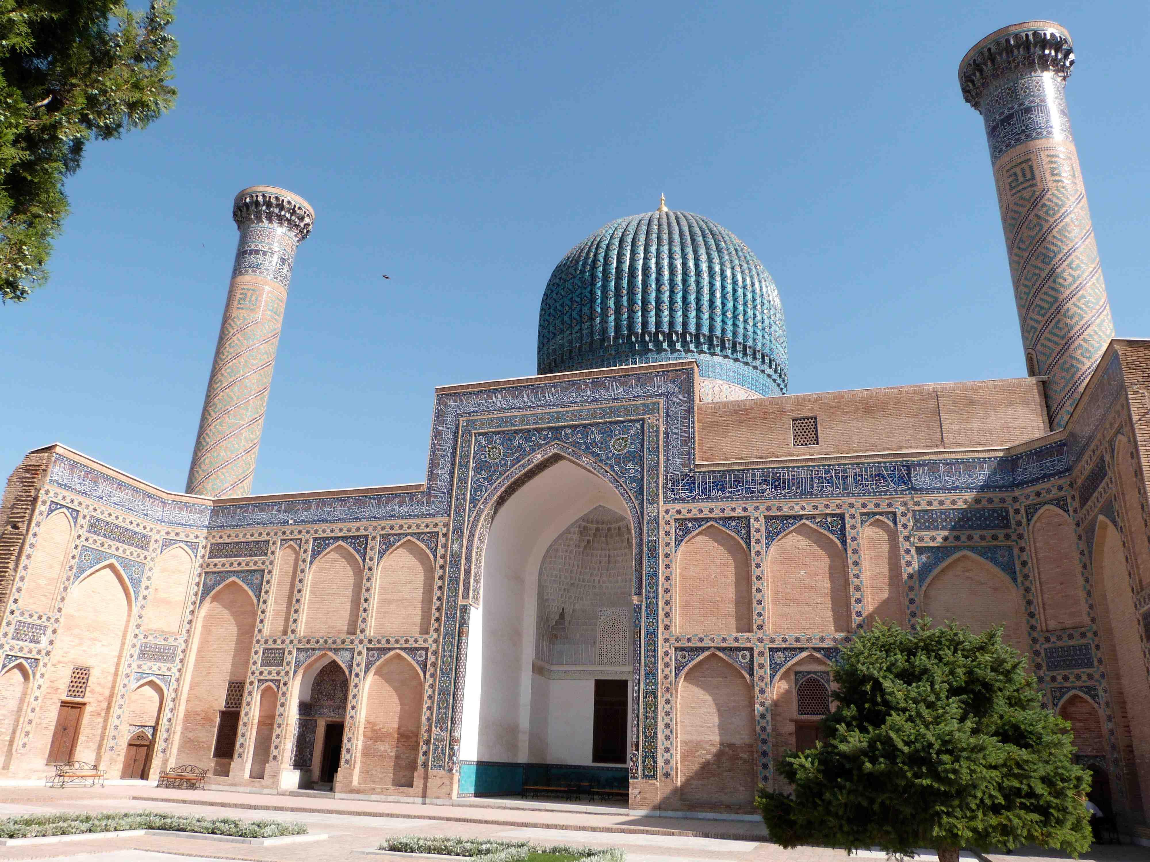 Samarcande (Samarqand) - Ouzbékistan