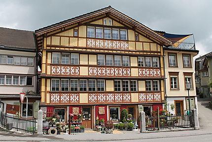 Superbe maison d'Appenzell
