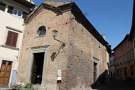 Eglise en brique