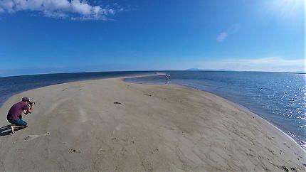 Les bancs de sable de Pagbilao