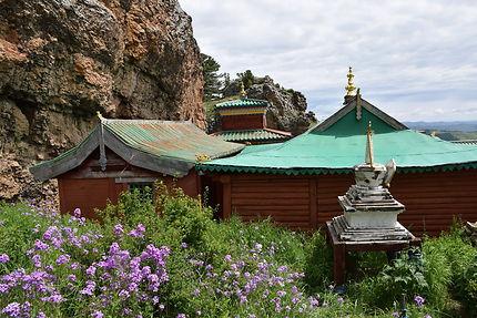 Monastère de Tuvkhun