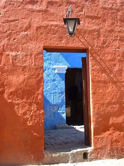 les couleurs d'Arequipa