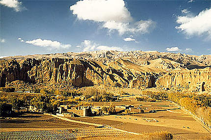 Vallée de Bamiyan