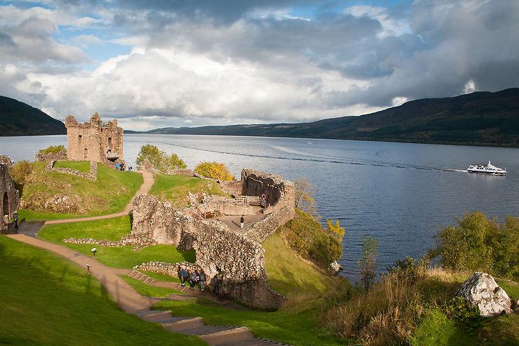 Partir sur les traces de Nessie en Écosse