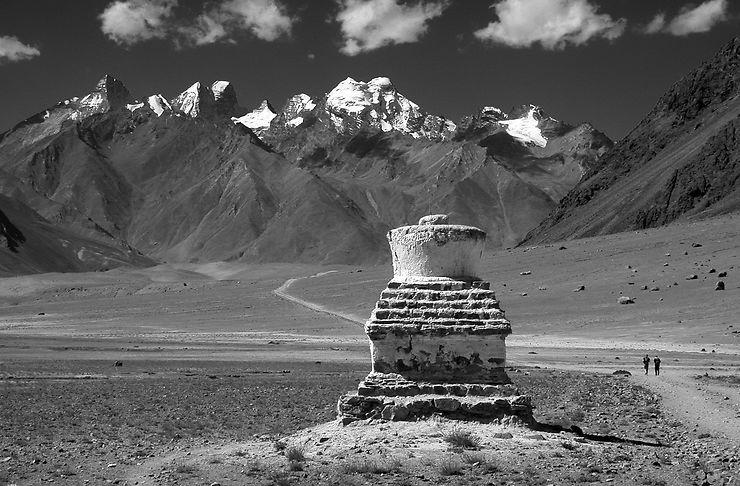 Vers Padum, Zanskar